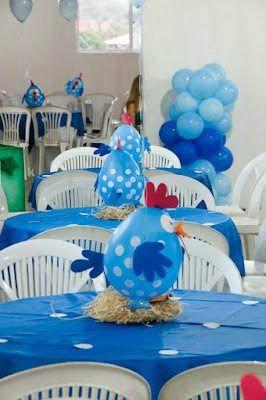 Decoracion De Baby Shower Para Niño (7)