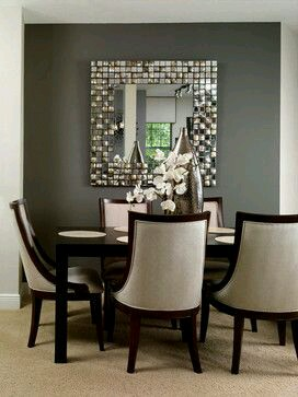 Decoracion de comedores elegantes (16) | Decoracion de interiores ...