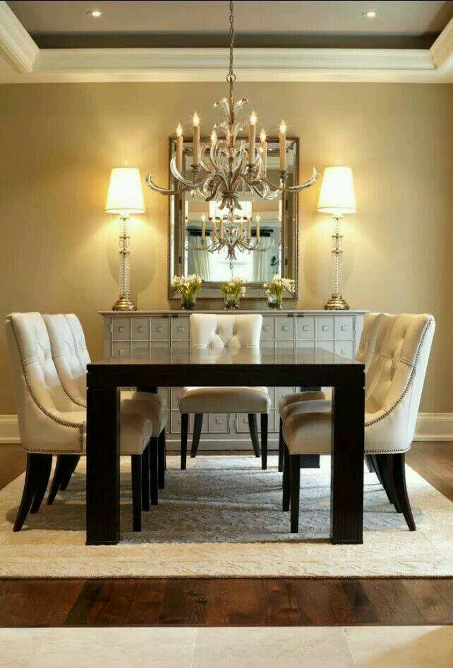 Decoracion de comedores elegantes (2) | Decoracion de interiores ...