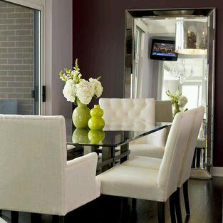 Decoracion de comedores elegantes | Como Organizar la Casa ...