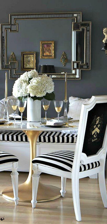 Decoracion De Comedores Elegantes Como Organizar La Casa