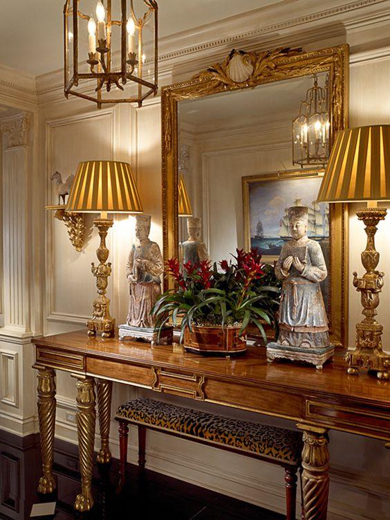 Elementos de la decoracion barroca 3 decoracion de Elementos de decoracion de interiores