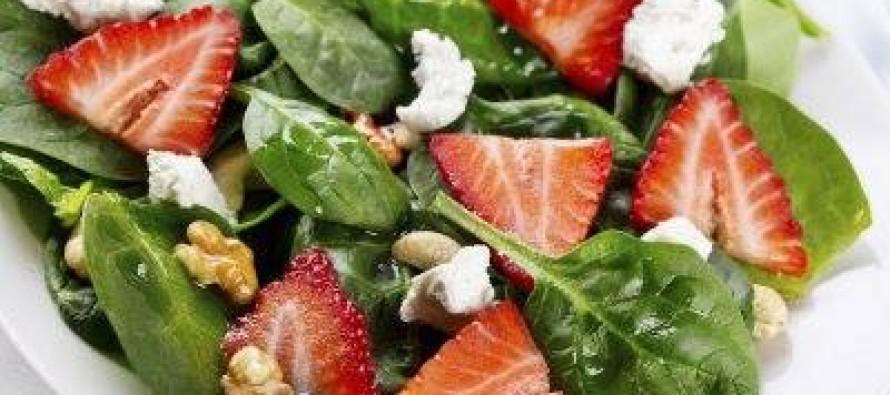 Ensaladas frescas que te ayudaran a bajar de peso