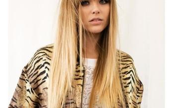 Estilos de flecos para el cabello