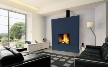 Ideas de chimeneas modernas