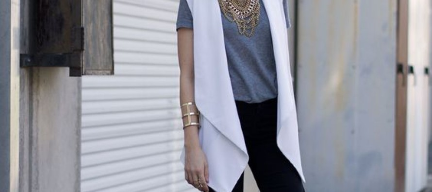 Ideas de outfits con chalecos
