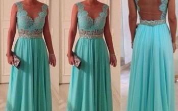 Ideas de vestidos para graduacion largos