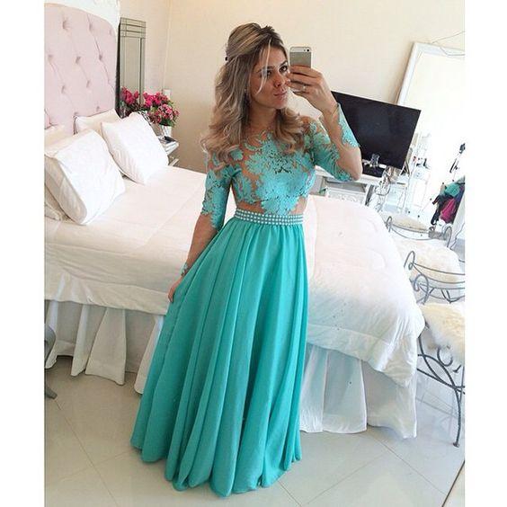 440f51d26 Ideas de vestidos para graduacion largos (19)
