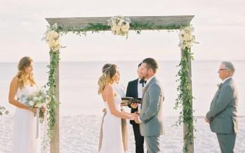 Ideas para bodas en la playa