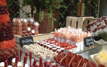Ideas para candy bar salado