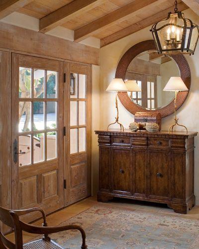 Ideas para la entrada de tu casa decoracion de for Ideas para la casa