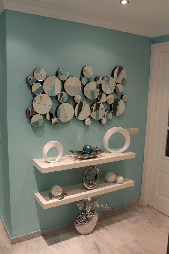 Ideas para entradas de tu casa 12 decoracion de - Ideas para decorar una entrada de casa ...