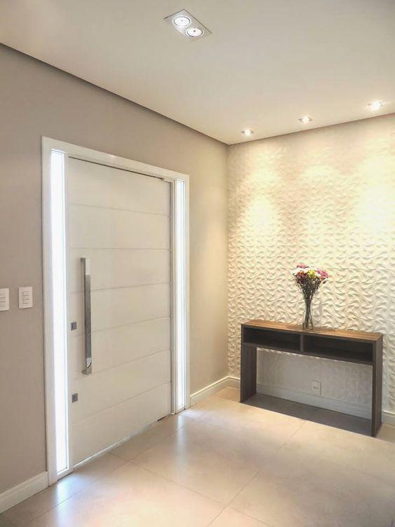 Ideas para la entrada de tu casa decoracion de for Ideas para amueblar tu casa