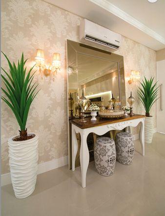Ideas para la entrada de tu casa decoracion de - Ideas para decorar una entrada de casa ...