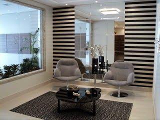 Ideas para la entrada de tu casa decoracion de - Entradas modernas decoracion ...