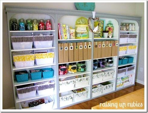 Ideas para organizar un area de costura decoracion de - Ideas para organizar la casa ...