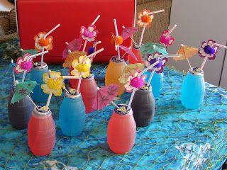 Ideas para una fiesta hawaiana 12 decoracion de interiores fachadas para casas como - Fiesta hawaiana ideas decoracion ...