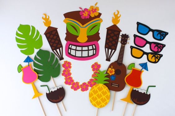Ideas para una fiesta hawaiana 17 decoracion de interiores fachadas para casas como - Fiesta hawaiana ideas decoracion ...