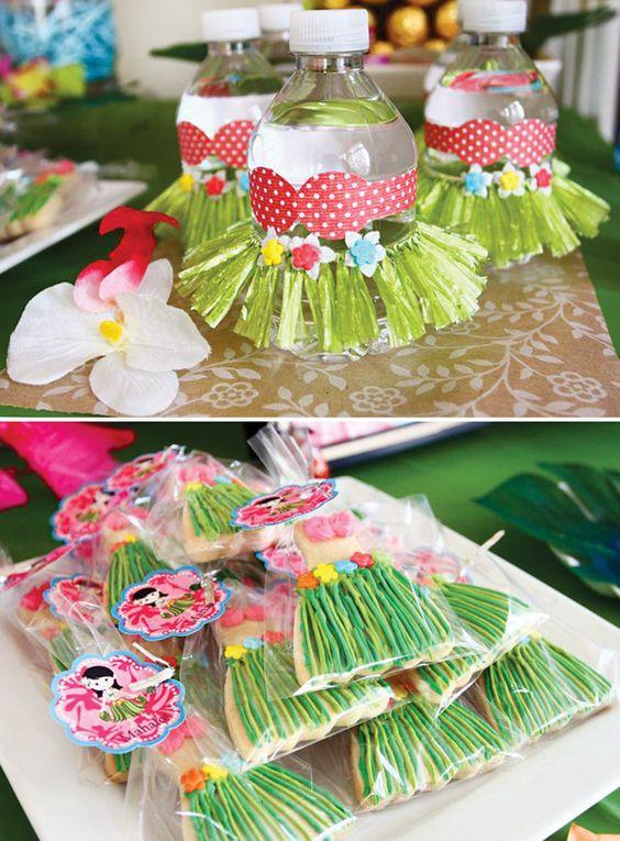 Ideas para una fiesta hawaiana 22 decoracion de - Ideas para fiestas en casa ...