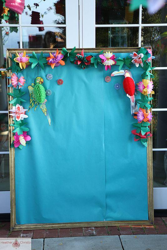 Ideas para una fiesta hawaiana 3 decoracion de interiores fachadas para casas como organizar - Fiesta hawaiana ideas decoracion ...
