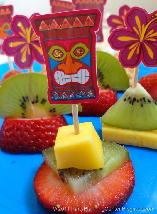 Ideas para una fiesta hawaiana 5 decoracion de - Decoracion para la casa ...