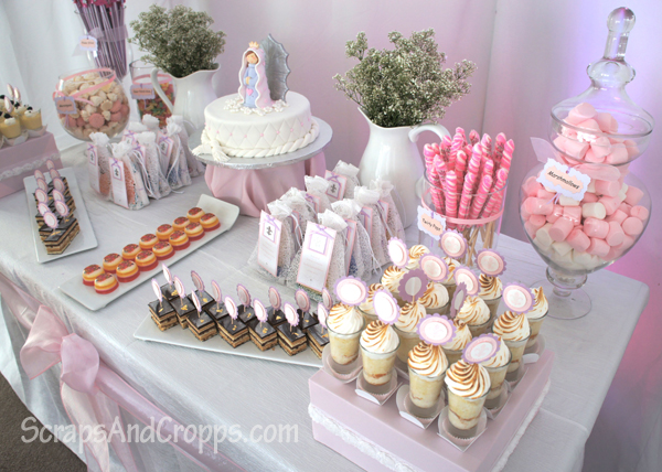 Images of ideas for first communions