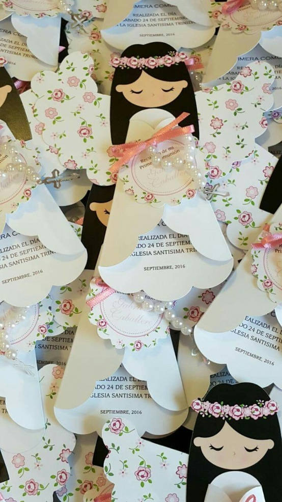 First Communion invitations (11)