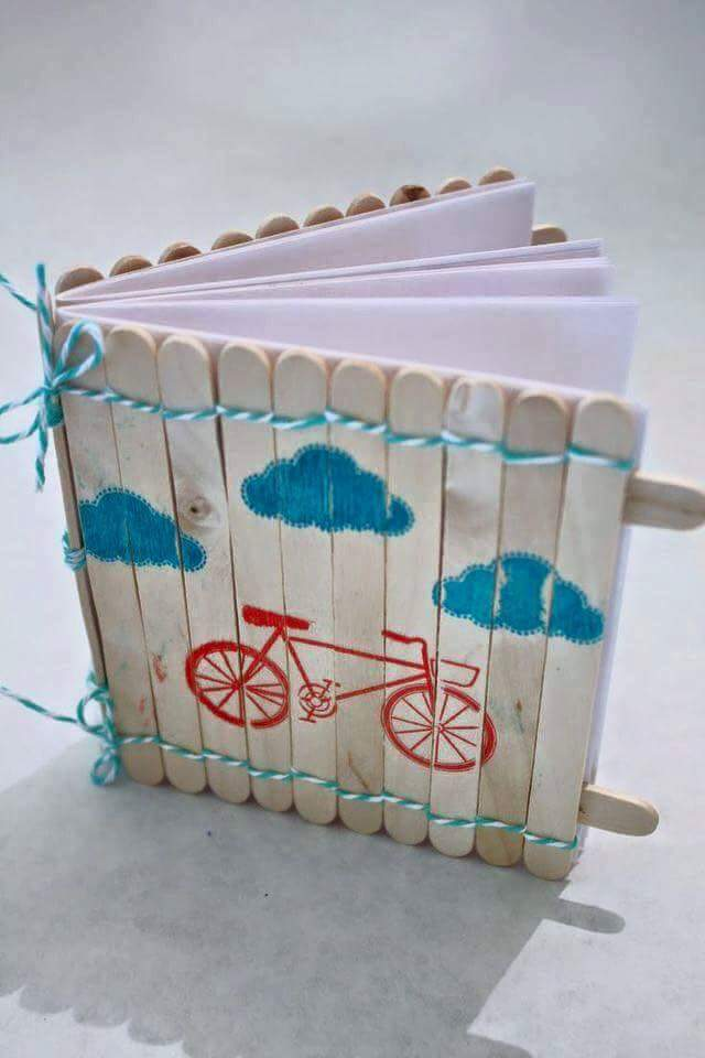 Manualidades con palitos de madera 4 decoracion de - Madera para manualidades ...
