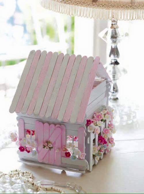 Manualidades con palitos de madera 9 decoracion de - Decoracion casa manualidades ...