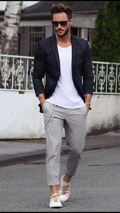 Outfits con blazer para hombre (13)