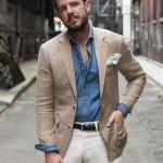 Outfits con blazer para hombre (20)