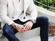 Outfits con blazer para hombre