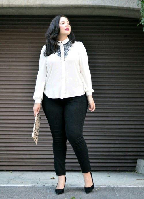 Outfits para ir al trabajo formal y a la moda (7 ...
