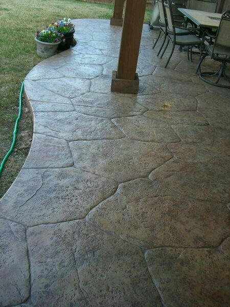 Pisos de concreto para exteriores 13 como organizar la for Cemento pulido exterior