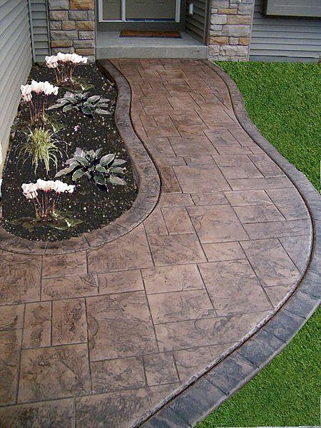 Pisos de concreto para exteriores 19 como organizar la for Piso para caseta de jardin