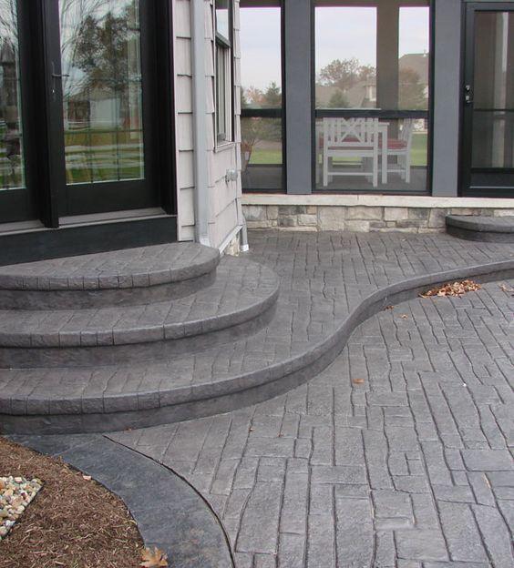Pisos de concreto para exteriores 2 decoracion de for Pisos de exterior