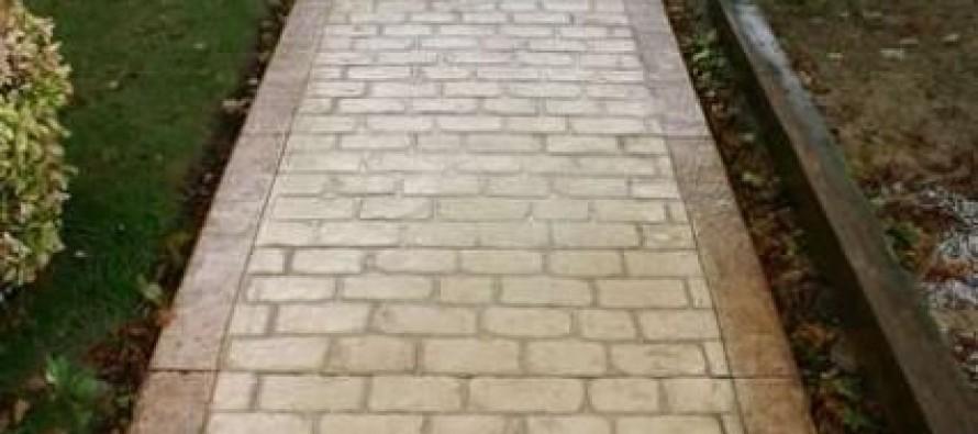 Pisos de concreto para exteriores curso de organizacion for Pisos exteriores