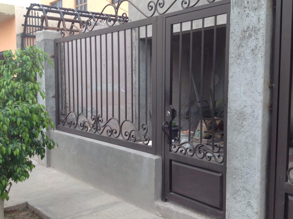 Tendencias en puertas de herreria 20 decoracion de - Frentes de cocina baratos ...