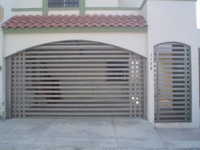Tendencias En Puertas De Herreria 38 Decoracion De