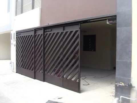 Tendencias en puertas de herreria 4 decoracion de for Puertas herreria exteriores