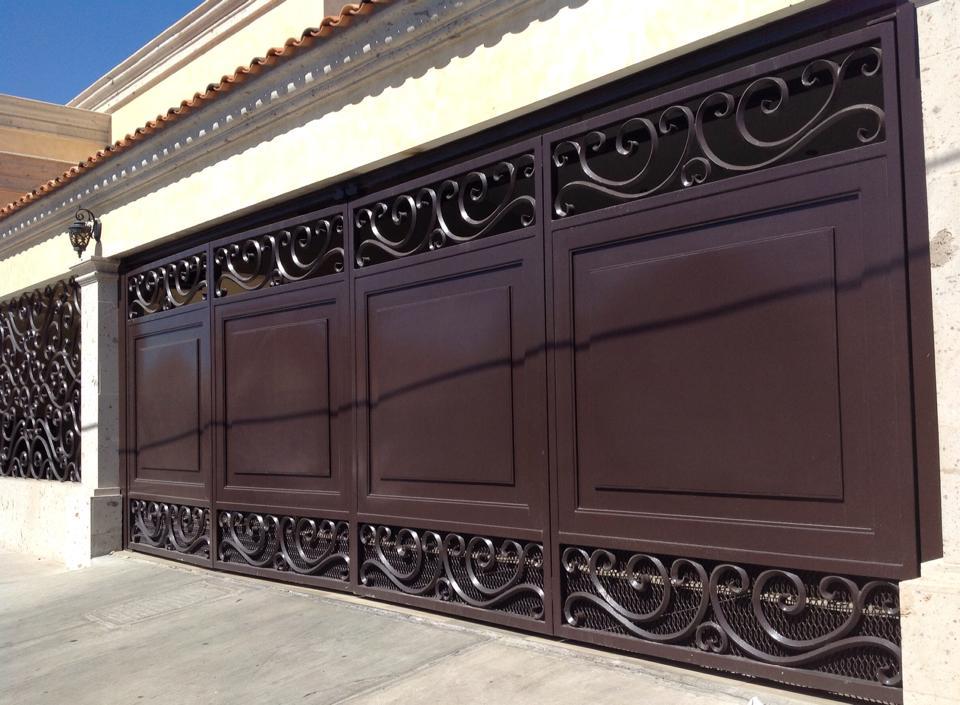 tendencias en puertas de herreria decoracion de ForPuertas De Herreria Para Casa