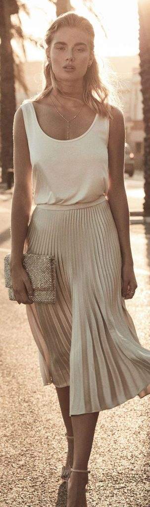 Vestidos color beige (1)