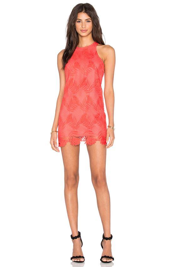 Vestidos color coral (1)