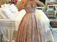 Vestidos de gala para eventos de noche