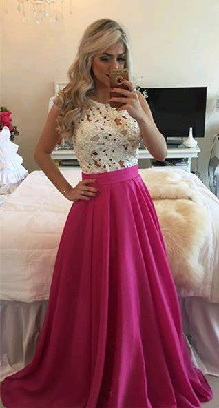 Vestidos De Gala Para Eventos De Noche 27 Como