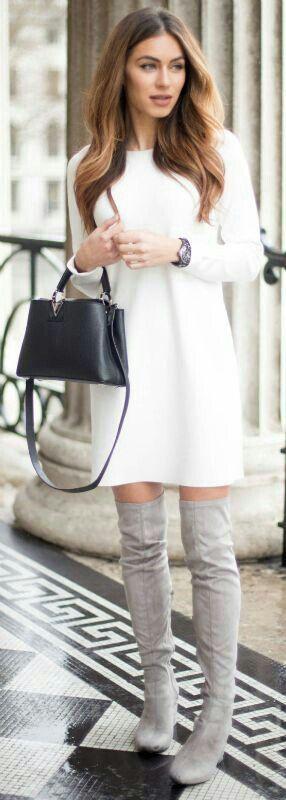 Vestidos otoño - invierno