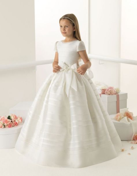 Comunion first girl dresses classic