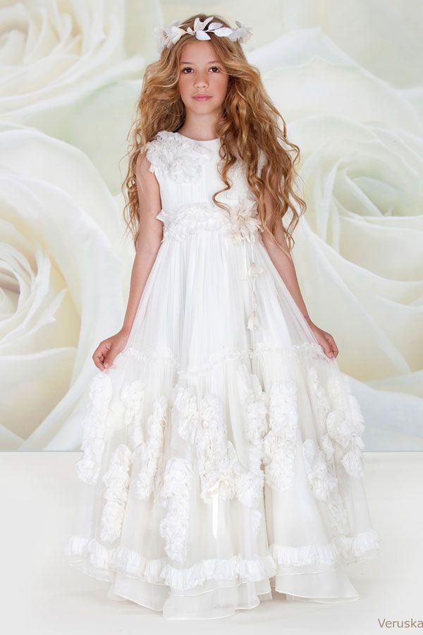 Vestidos para comunion para nina (11)