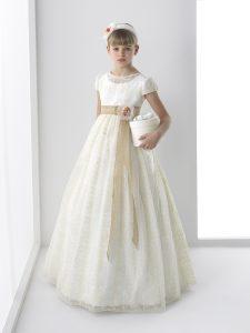 Vestidos para comunion para nina (12)