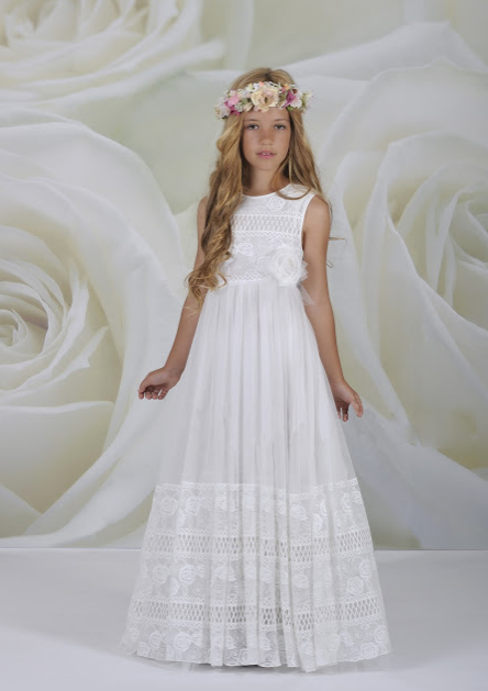 Communion dresses for nina (20)